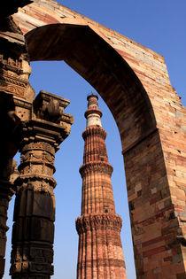 Qutab Minar  von Aidan Moran