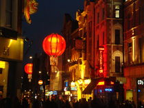 Chinatown London by Ute Bauduin