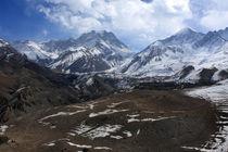 Kingdom Of Mustang - Nepal von Aidan Moran