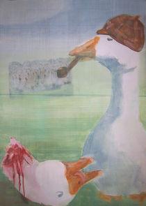 gosling holmes by kathkorth
