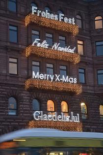 Weihnachtsgrüße by Ute Bauduin