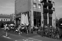 City Life In Amsterdam von Aidan Moran