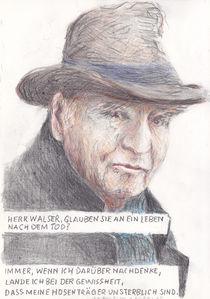 Walser von Hans Peter Kohlhaas
