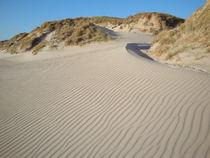 Dünenlandschaft von Ute Bauduin