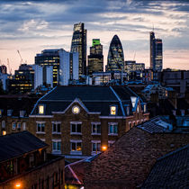 London City by Heather Applegate