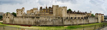 Tower of London Panorama von Heather Applegate