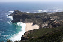 Cape Of Good Hope Coastline, South Africa. by Aidan Moran