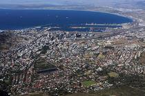 Cape Town Panorama by Aidan Moran