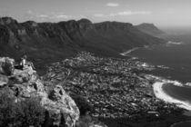Camps Bay View Cape Town von Aidan Moran