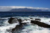 Robben Island View by Aidan Moran