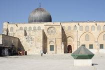 MASJID AL AQSA by Mohammed Ruhul Amin