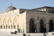MASJID AL AQSA, JERUSALEM by Mohammed Ruhul Amin