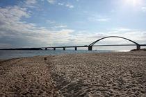 Fehmarnsundbrücke von fotowerk