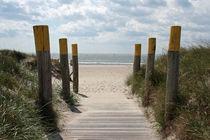 Weg zum Strand von fotowerk