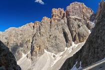 Dolomiti - Piz da Lech mount by Antonio Scarpi