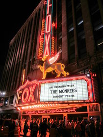 The Monkees at The Fox in Detroit