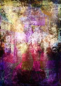 Abstrakt Nr 126 von Wolfgang Rieger