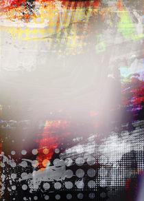 Abstrakt Nr 130 von Wolfgang Rieger