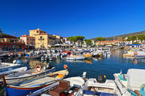 Portoferraio - Isle of Elba by Antonio Scarpi
