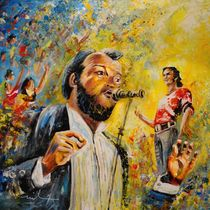Joe Cocker by Miki de Goodaboom