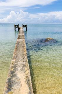 Sonne, Strand und Meer: Laufsteg von Tobias Koch