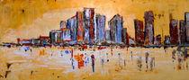 Abstract Skyline von Zeke Nord