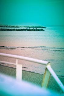 Calm Mediterranean sea by Marc Solermarce