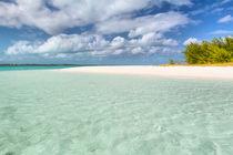 Caribbean landscape - Bahamas von Pier Giorgio  Mariani