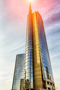 Unicredit skyscraper von Pier Giorgio  Mariani