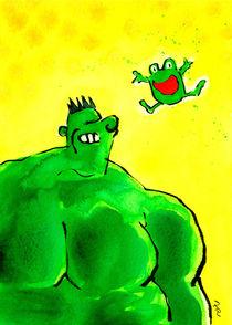 Hulk von Ari Plikat