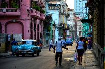 Streetlife Cuba von Kim Schindhelm