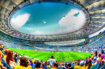 Arena Fonte Nova von ANA PATRÍCIA CASTRO