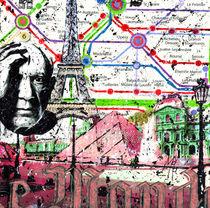 Paris 3 by Maya Mattes-Hemmer