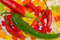 Crazy Chili - All colours von Jürgen Seibertz