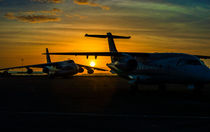 Aruba airport von Srdjan Petrovic