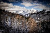 Austria, Salzburg, Steinfeldspitze von Lukas Kirchgasser