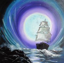 Segelschiff by Barbara Kaiser