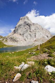Wolayer See von Lukas Kirchgasser