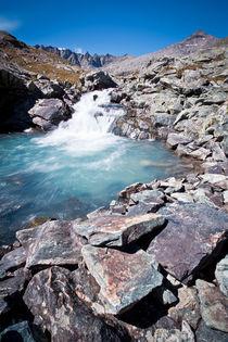 Wasserfall im Gradental von Lukas Kirchgasser