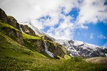 Wasserfall Nationalpark Hohe Tauern von Lukas Kirchgasser