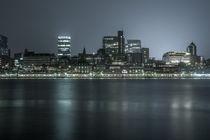 Skyline Hamburg by Sebastian Holtz