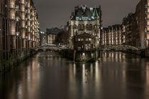 Wasserschloss Hamburg von Sebastian Holtz
