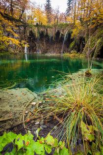 Plitvicer Seen Herbst von Lukas Kirchgasser