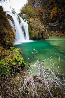 Plitvicer Seen von Lukas Kirchgasser