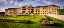 Schloss Schönbrunn by Lukas Kirchgasser