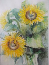 Sonnenblumen von Dorothy Maurus