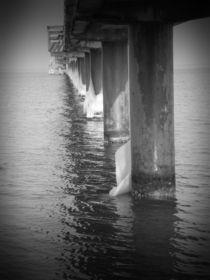 Brückenpfeiler von Ute Bauduin