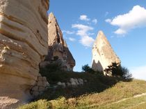 Rock Formations by Malcolm Snook