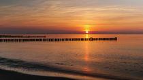 Sonnenuntergang von Ralf Warnecke