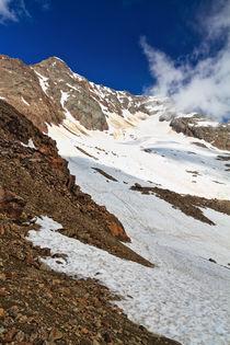 Taviela peak in Stelvio National park von Antonio Scarpi